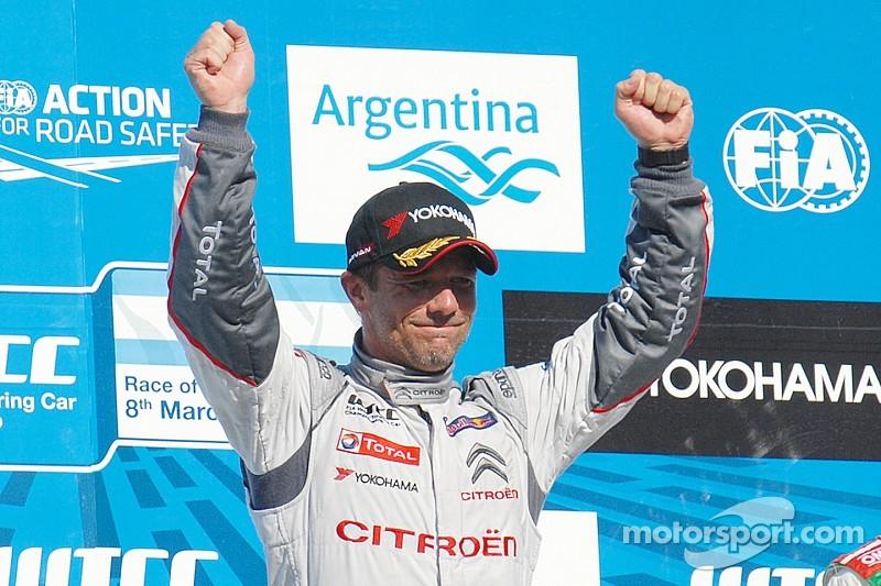 Лёб выиграл богатую на события вторую гонку WTCC в Аргентине