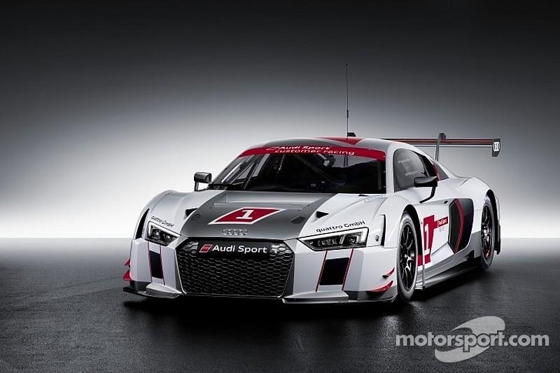 El nuevo Audi R8 LMS debutará esta semana
