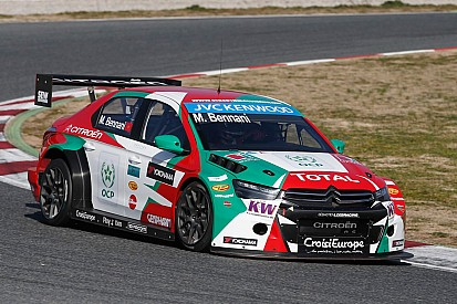 A successful premiere for Mehdi Bennani and the Sébastien Loeb Racing !