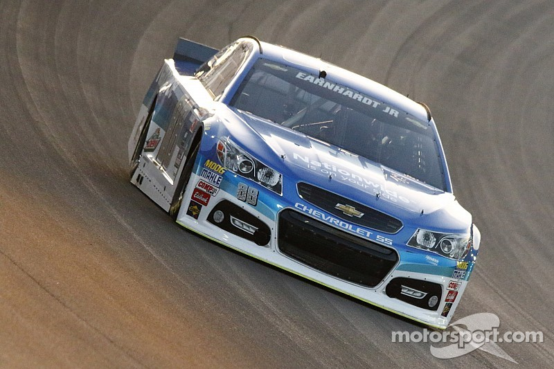 The new Sprint Cup car is still a work in progress