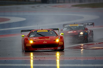 Ferrari scores World Challenge victory in season opener
