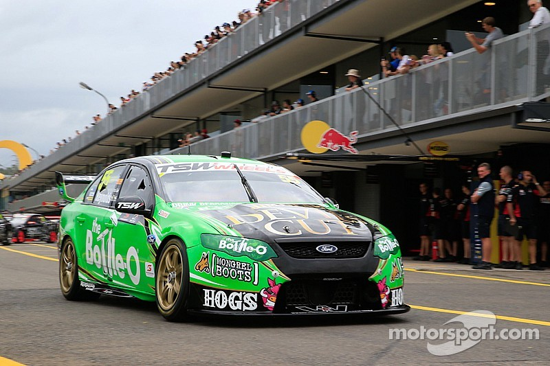"""V8SuperCar driver David Reynolds is """"driving for his career"""""""