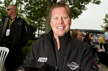 Davey Hamilton steps up to USAC director role