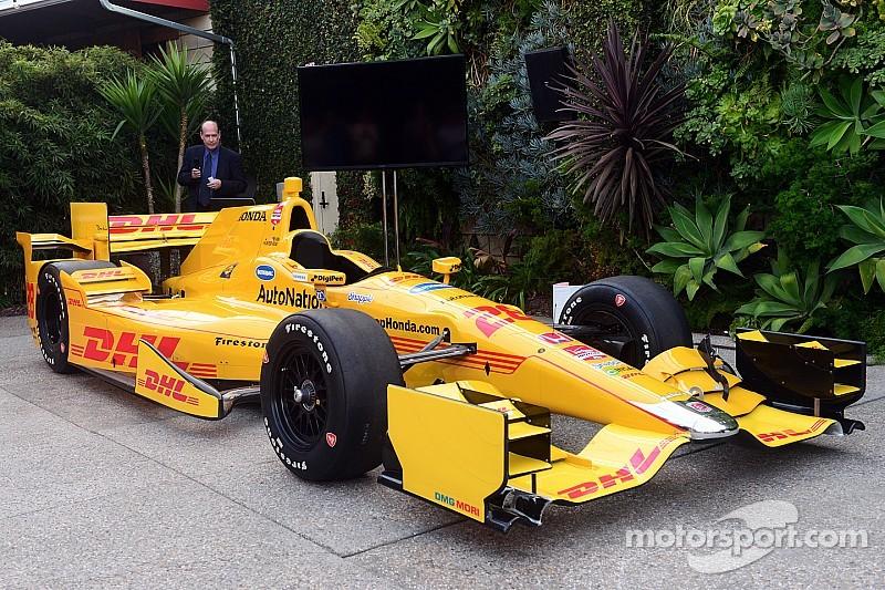 Honda's 2015 IndyCar aero kit unveiled