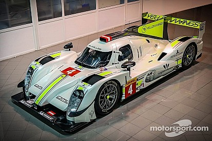 Команда Колина Коллеса представила прототип класса LMP1