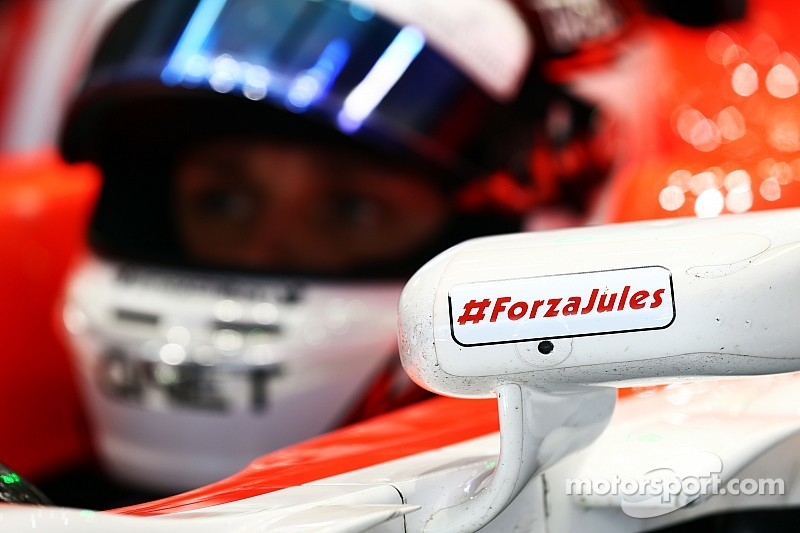 Bianchi's father unsure if his son will wake up
