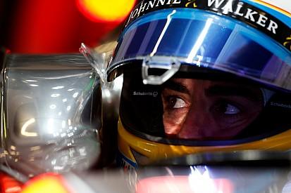 """""""Muy extraño"""" eso dijo Briatore sobre el choque de Alonso"""