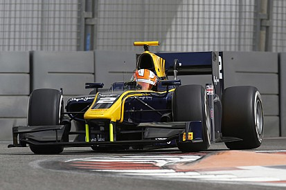 Алекс Линн стал быстрейшим во второй день тестов GP2