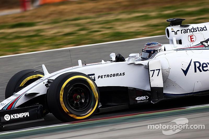 Mercedes ve Williams como su principal amenaza