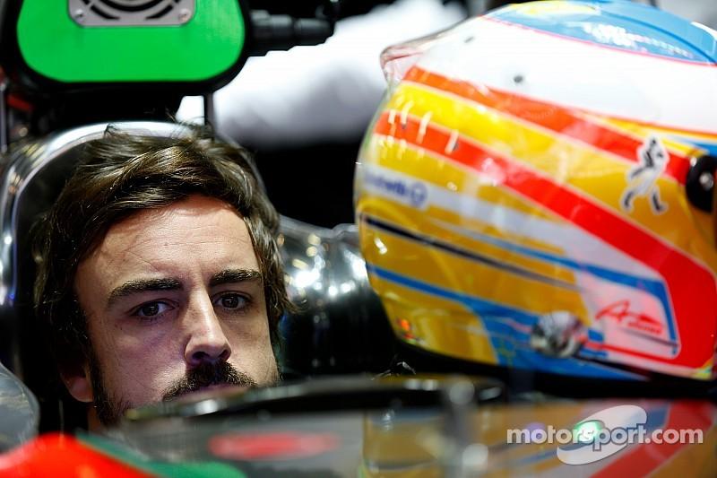 Haré todo por correr en Malasia: Fernando Alonso