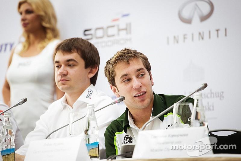 Робин Фрейнс может продолжать карьеру в гонках GT
