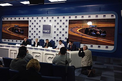Motorsport.com announces management team to lead strategic operations in Russia