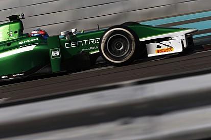 Ричи Стэнэвей стал быстрейшим в заключительный день тестов GP2