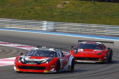 Blancpain Endurance Series back on track for preseason testing