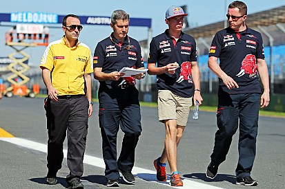 """Verstappen del debut en la F1: """"me siento preparado"""""""