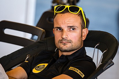 Liuzzi replaces Cerruti at Trulli Formula E team