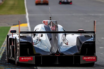 Flashback: Le Mans 2000 and the Audi idea of changing the rear end