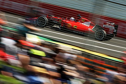 "Sebastian Vettel enjoys ""smooth"" Friday"