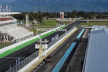 Чилийский этап TCR отложен на год
