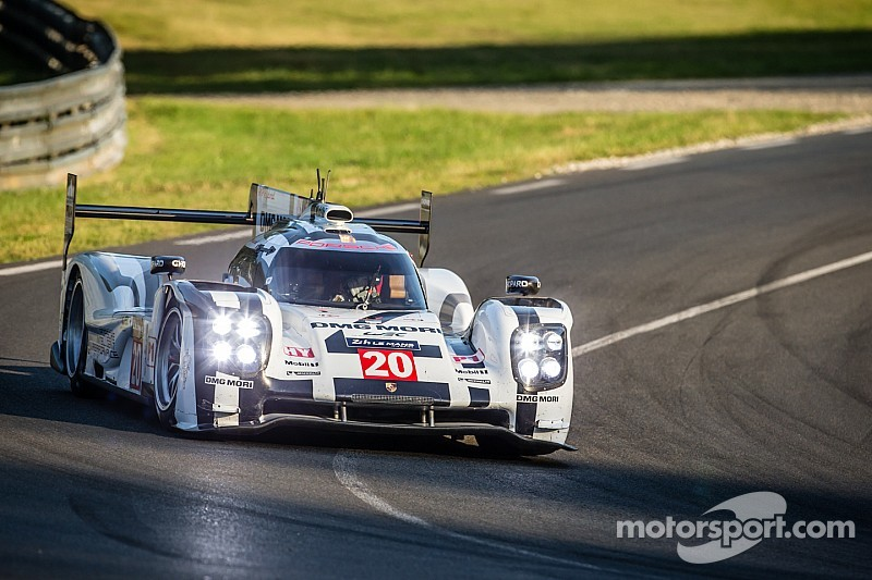 В Porsche нацелены на подиум в Ле-Мане