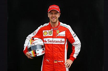 Mercedes está fuera de alcance, pero intentamos estar arriba: Vettel:
