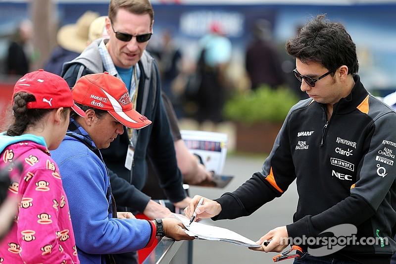Force India mostró confiabilidad