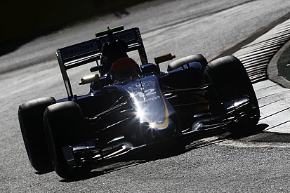 Sauber has a shortened Friday practice in Australia