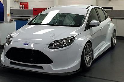 Представлен Ford Focus для серии TCR