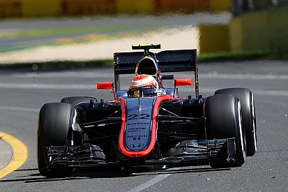 A difficult Friday practice for McLaren in Australia