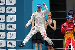 Fórmula E Entrevista Lucas di Grassi satisfecho con la Fórmula E