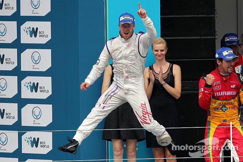 Lucas di Grassi satisfecho con la Fórmula E