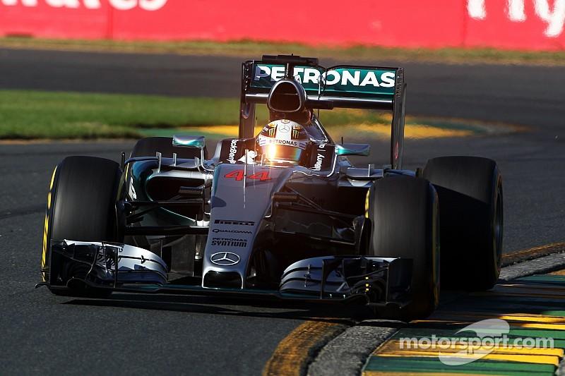 Mercedes mantiene su dominio en la Fórmula 1