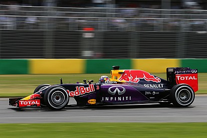 Ricciardo says seventh was the maximum for him