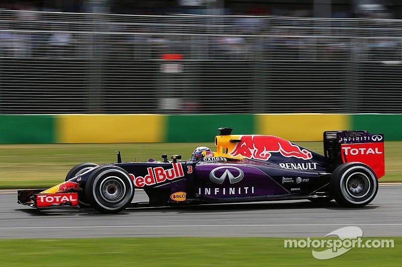 Ricciardo admite que no podían obtener más