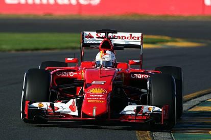 """Vettel admits gap to Mercedes is """"huge"""""""