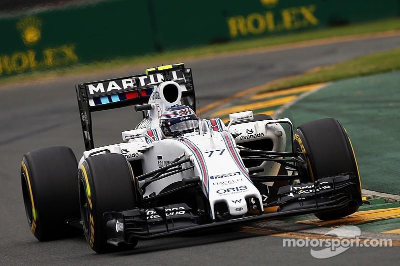 Williams unsure if Bottas will race
