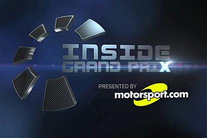Популярная телевизионная программа Inside Grand Prix теперь на Motorsport.com