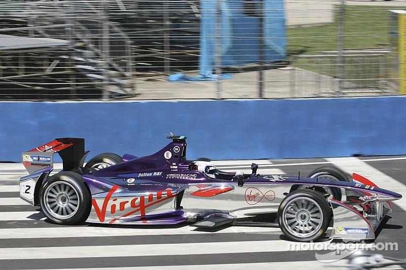 Miami ePrix practice results: Sam Bird leads the way