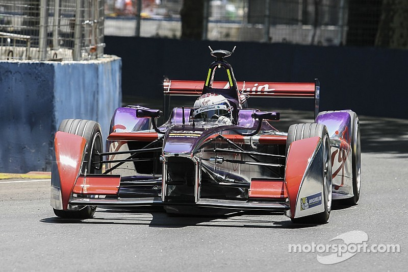Sam Bird tops shortened Miami ePrix practice session