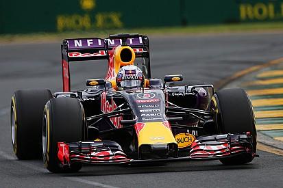 Red Bull's Ricciardo through to Q3 and qualify 7th at Albert Park