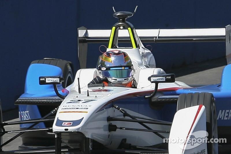 Жан-Эрик Вернь завоевал поул на этапе Формулы Е в Майами