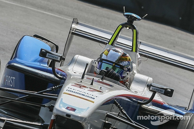Vergne snags pole position for Miami ePrix