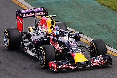Toro Rosso's Carlos Sainz will start his first ever F1 race from P8