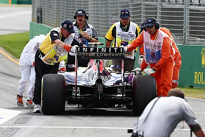"""Newey sees """"no light at the end of the tunnel"""" with Renault"""