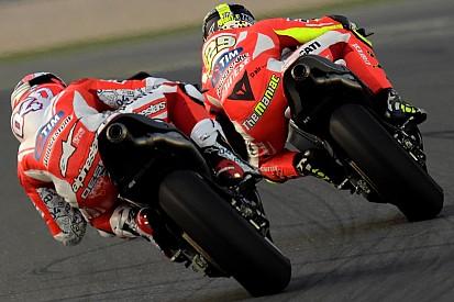 Дуэт гонщиков Ducati задает темп на тестах в Катаре