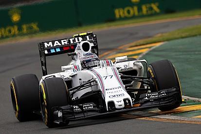 Bottas declared 'unfit to race' in Australian GP