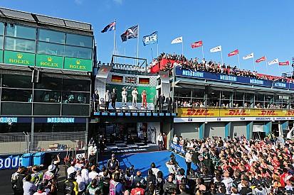 Australian GP race results: Hamilton reigns in the season opening race