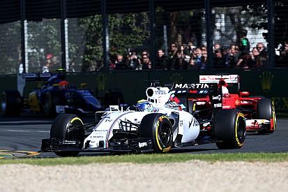 Williams' Massa finishes fourth in today's Australian GP