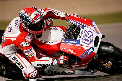 Ducati сохраняет лидерство на тестах в Катаре