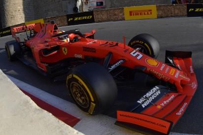 """Sebastian Vettel: """"Spüre, dass ich nicht mein bestes Fahren abrufe"""""""